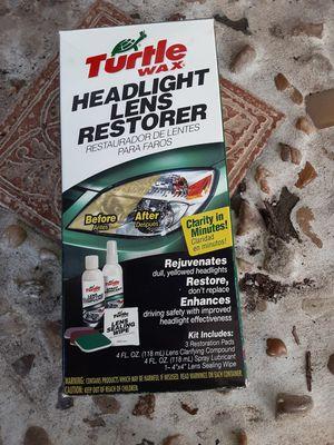 Car restorer lens for Sale in Hurst, TX