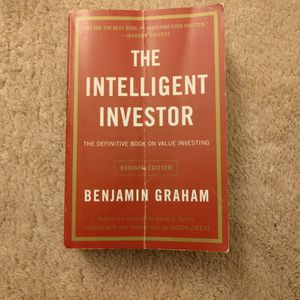 The Intelligent Investor book - $7 - can deliver for Sale in Milpitas, CA