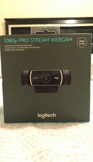 Webcam 1080p PRO Stream/VideoConference for Sale in Orlando, FL