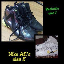 Nike And Reebok for Sale in Smyrna,  GA