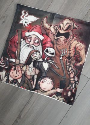 New The Nightmare Before Christmas pillowcase for Sale in Long Beach, CA