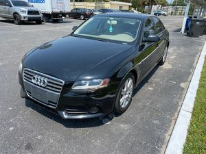 Audi A4 For Sale or Trade for a 2012 or newer Nissan Sentra for Sale in Tampa, FL