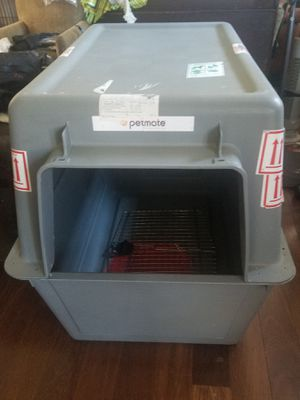 Petmate XL Dog Crate - Airline Approved for Sale in NO POTOMAC, MD