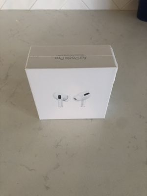 Brand new sealed apple airpods pros for Sale in Greater Landover, MD
