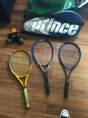 Tennis rackets for Sale in St. Peters, MO