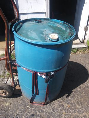 Free heating oil 50 gal... for Sale in Niagara Falls, NY