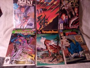 15 comic books , 5 are first edition for Sale in Seattle, WA