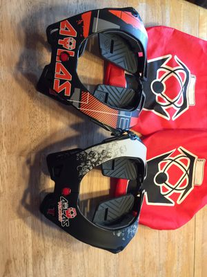 2 bike neck braces by Atlas, brand new for Sale in Mercer Island, WA
