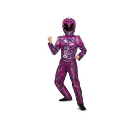 Power Ranger costume size 7-9 years for Sale in Los Angeles,  CA