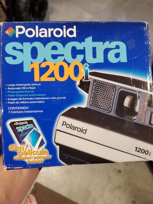Polaroid Spectra 1200i camera for Sale in Spring Hill, TN