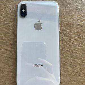 iPhone X 64G Unlocked for Sale in Alexandria, VA