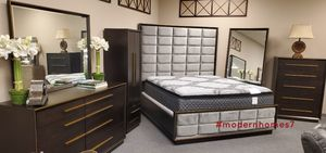 Gorgeous and majestic bedroom set for Sale in Buena Park, CA