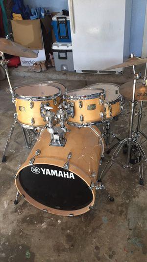 "Yamaha - Stage Custom Birch 5 Piece 22"" Drum Set for Sale in Houston, TX"