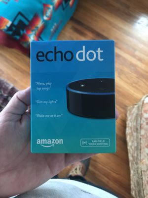 Brand new echo dot for Sale in Portland, OR