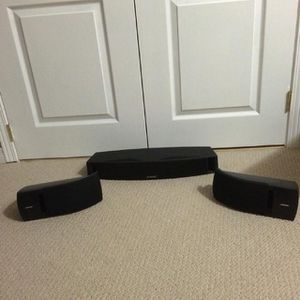 Bose surround speakers for Sale in Westminster, CA