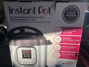 Instant Pot for Sale in Bell Gardens, CA