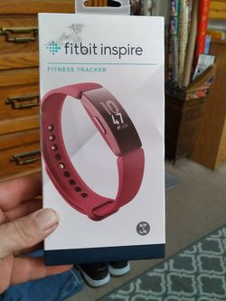 Brand New Fitbit Inspire Fitness Tracker for Sale in Fort Myers,  FL