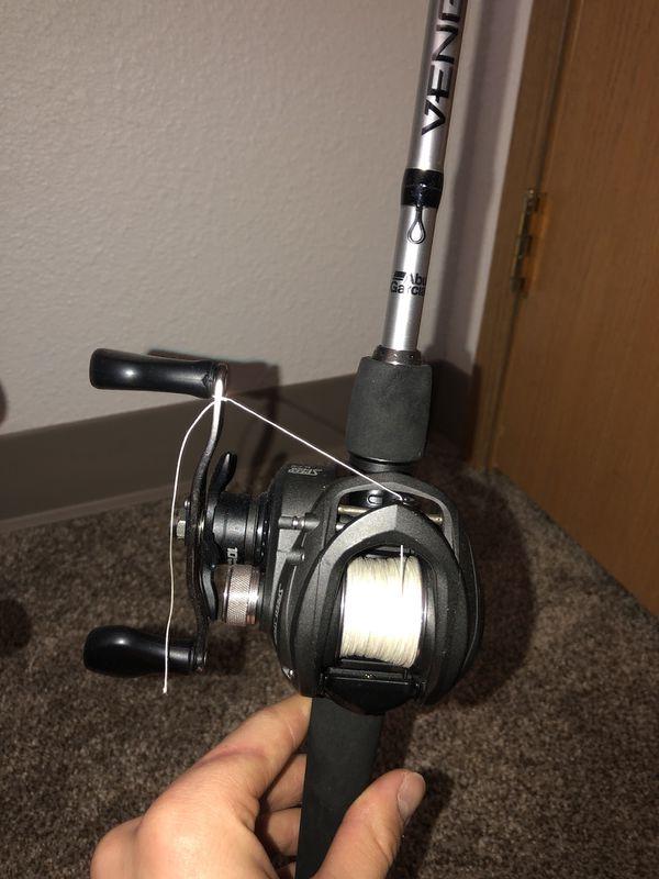 Tons Of Fishing Gear