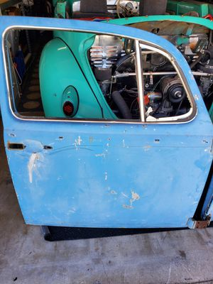 Vw bug doors 68 for Sale in Huntington Beach, CA