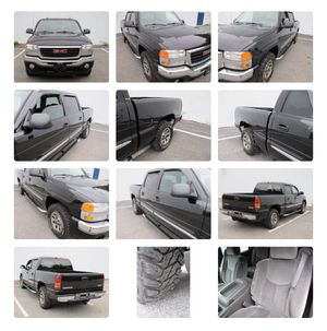 2005 GMC SIERRA 4WD Crew Cab 4X4 Silverado Pickup Truck Chevrolet Chevy 1500 2500 for Sale in Lawrence, MA