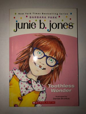 Junie.B . Jones Toothless Wonder for Sale in Watchung, NJ