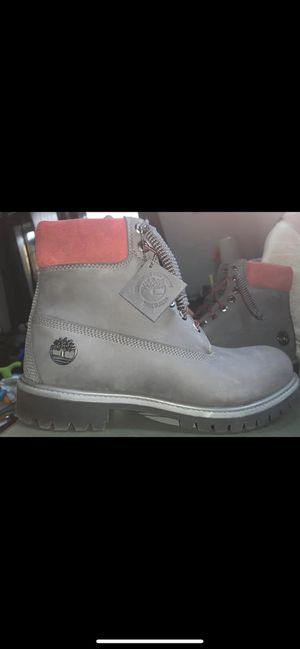 Men's timberland boots NEW waterproof!!!size 10 $115 in denver alameda and federal area for Sale in Denver, CO