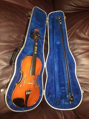 Handmade Antonius Stradivarius violin for Sale in Sterling, VA