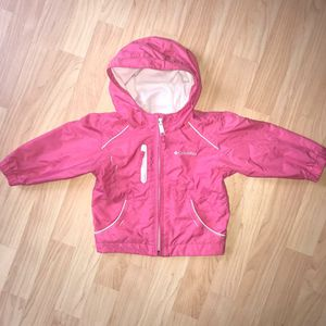 18 month* Columbia Fleece lined Rain Jacket for Sale in Bend, OR