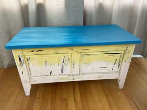 Colorful Bench/Chest for Sale in Orlando, FL