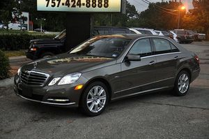2012 Mercedes-Benz E-Class for Sale in Virginia Beach, VA