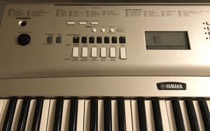 YAMAHA YPG-235 (KEYBOARD, PIANO, MUSICAL INSTRUMENT, BAND) for Sale in Katy, TX