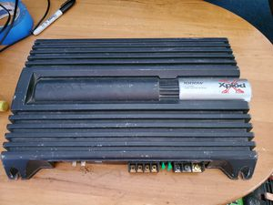 Sony Xplod XM-ZR1852 amp for Sale in Poway, CA