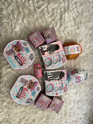 Lot of 11 LOL Surprise toys for Sale in Cranston, RI