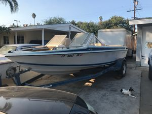 Boat and trailer. Both have the registrations for one year . Tittle in hand. 400 for Sale in Santa Ana, CA