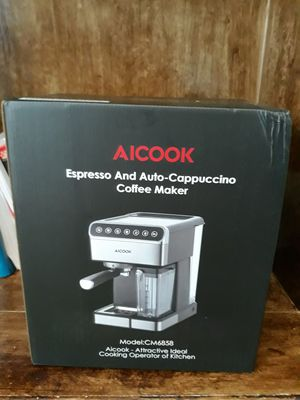Expresso and auto Cappucino coffee maker for Sale in Kissimmee, FL