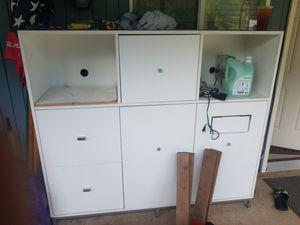 Sturdy cabinet/shelf for Sale in Washougal, WA
