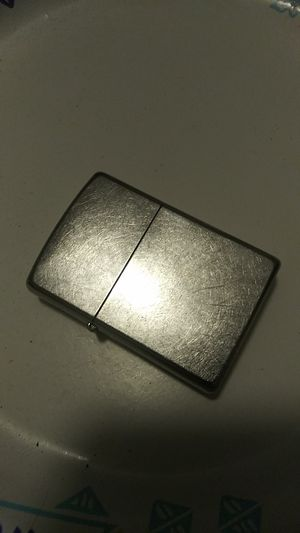 Zippo lighter for Sale in Superior Charter Township, MI