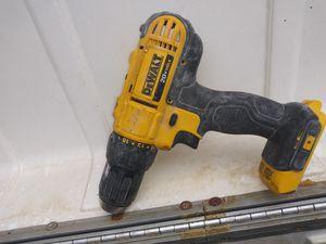 DeWalt 20 volt compact drill/ driver for Sale in Boston, MA