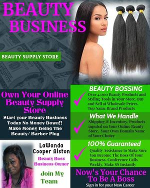 Beauty Bossing for Sale in Rocky Mount, NC
