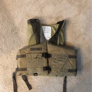 Stearns Fishing Flotation Vest for Sale in University Place, WA