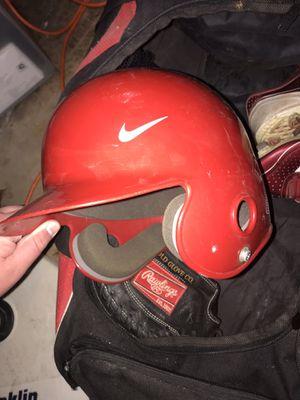 2 Baseball Batting Helmets Nike for Sale in Dallas, TX