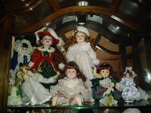 Porcelain dolls and whatnots for Sale in Stockbridge, GA
