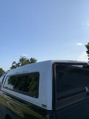 Truck Topper Camper for Sale in Pompano Beach, FL