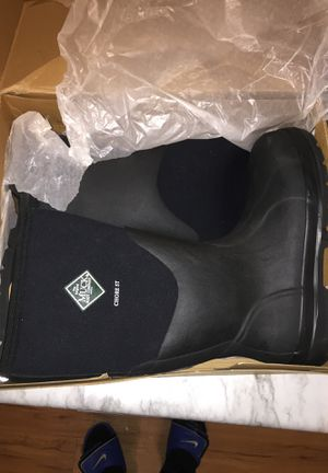 Muck Boot Company Chore Steel Toe Work Boot (Mens SZ 14) for Sale in Norfolk, VA