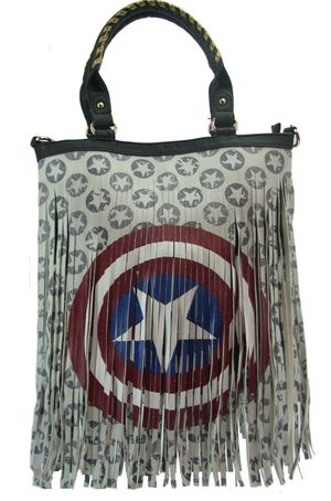 Brand new Captain America purse/messenger for Sale in Highland, CA
