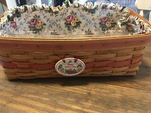 Longaberger Mother's Day basket 1996 for Sale in Seminole, FL
