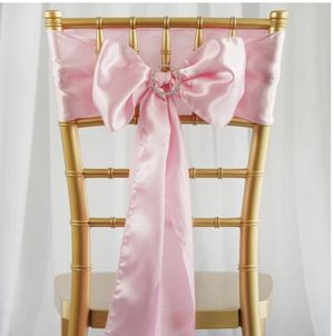 """Pink satin sashes 6"""" x 106"""" for Sale in FL, US"""