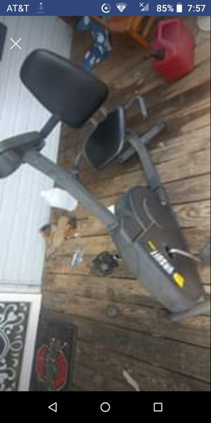Pursuit exercise bike for Sale in Bellaire, OH