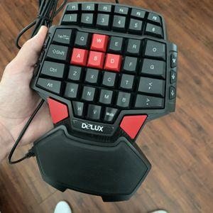 Gaming Keyboard Professional Ergonomic Gameboard for Sale in Hemet, CA