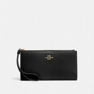 COACH Black Long Wallet for Sale in Escondido, CA